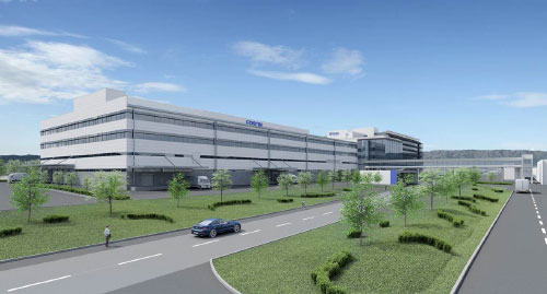 Epson to Invest 16 Billion Yen in New Building at Hirooka